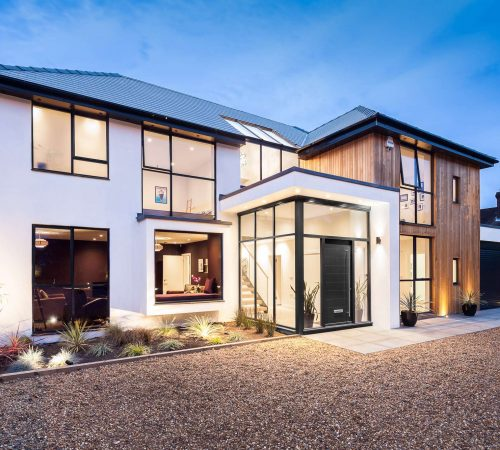 Oatlands Drive house by Concept Eight